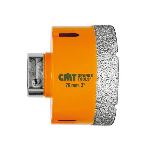 CMT Dry Diamond Grit Hole Saw