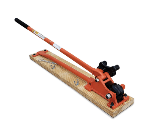 BN Products Manual Rebar Cutter & Bender