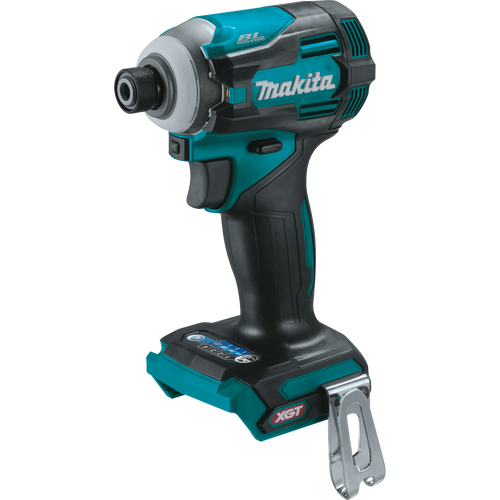 Makita 40V max XGT® Brushless Cordless 4‑Speed Impact Driver, Tool Only