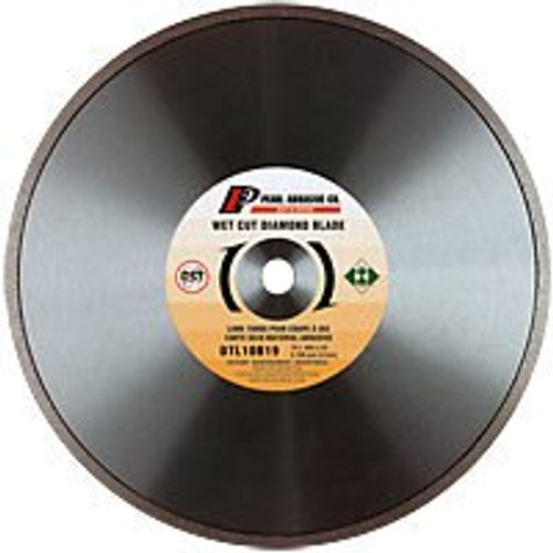 Pearl Abrasive P3 Diamond Blade for Tile 10 x .060 x 5/8 DTL10B19