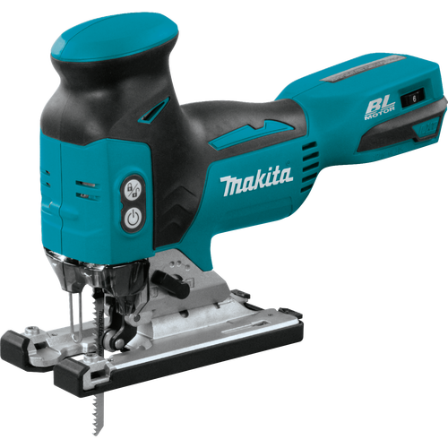 Makita 18V LXT® Li-Ion Brushless Cordless Barrel Grip Jig Saw, Tool Only