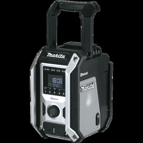Makita 18V LXT® / 12V max CXT® Lithium‑Ion Cordless Bluetooth® Job Site Radio, Tool Only