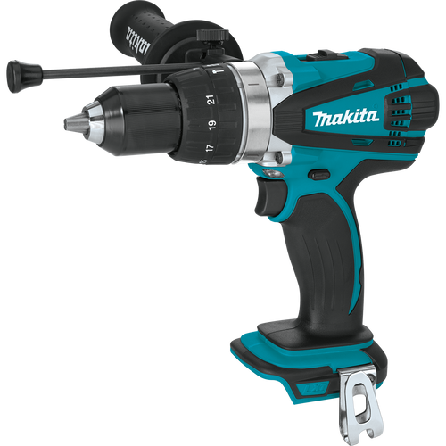 "Makita 18V LXT® Li‑Ion Cordless 750 in/lb 1/2"" Hammer Driver‑Drill, Tool Only"