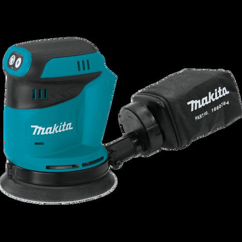 "Makita 18V LXT® Li‑Ion Cordless 5"" Random Orbit Sander, Tool Only"
