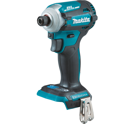 Makita 18V LXT® Li‑Ion Brushless Cordless Quick‑Shift Mode™ 4‑Speed Impact Driver, Tool Only