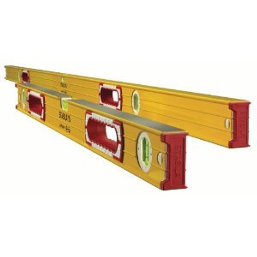 "Stabila Heavy Duty 78"" & 32"" Type 196 Level Jamber Set 37532"