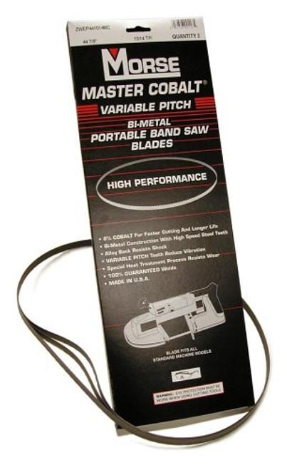 MK Morse Bi-Metal Portable Band Saw Blade 32 7/8 x 1/2 x 0.020 ZWEP321014MC, ZWEP321418MC, ZWEP322024MC, ZWEP3210R, ZWEP3214W, ZWEP3218W, ZWEP3224W