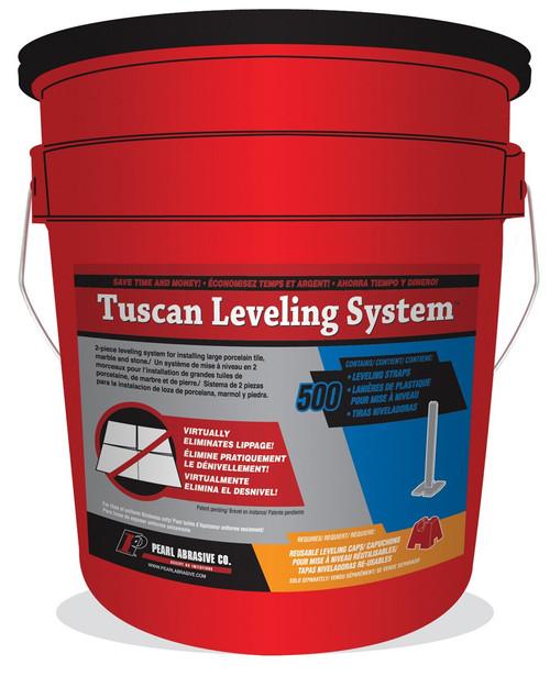 Tuscan Leveling 1000 Strap Box TLSSTRAP1000