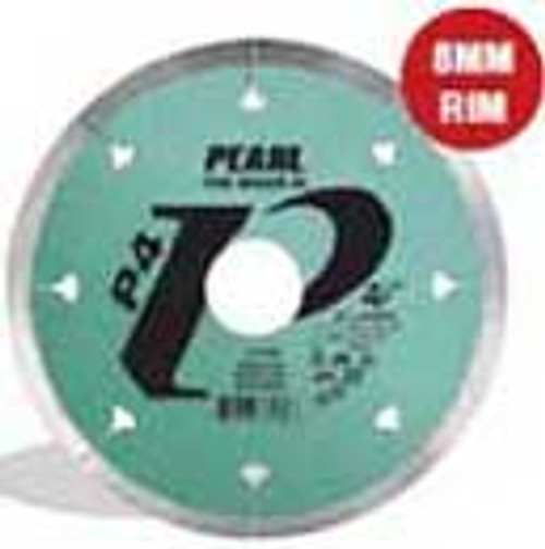 Pearl Abrasive P4 Porcelain Blade 4 1/2 x .060 x 7/8, 5/8 arbor DTL45HPXL