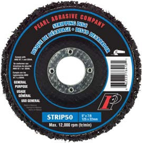 Pearl Abrasive STRIP50 Stripping Disc