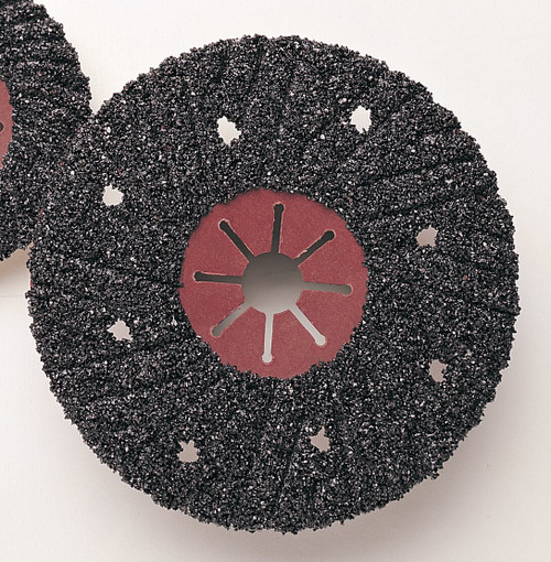 Pearl Abrasive Concrete/Stone Silicon Carbide Turbo Cut Disc 7 x 7/8 25 ct Case FSP7016