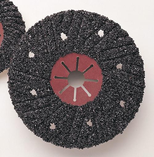 Pearl Abrasive Concrete/Stone Silicon Carbide Turbo Cut Disc 7 x 7/8 25 ct Case FSP7016