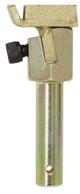 Pearl Abrasive 15 inch Hexplate w/ Super Clutch and 6 Scrape & Grind Pins HEX1706SGCLT