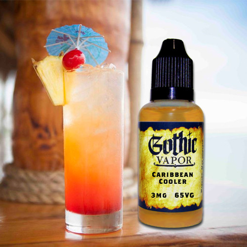 CARIBBEAN COOLER ELIQUID