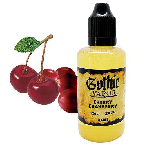 cherry and cranberry eliquids