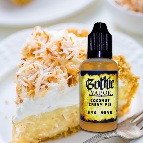 COCONUT CREAM PIE ELIQUID