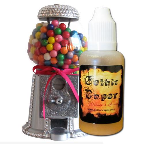 Bubble Gum eJuice by Gothic Vapor