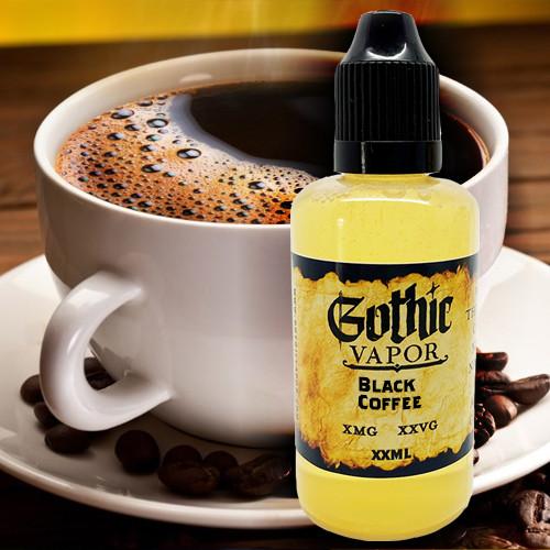 black coffee eliquid