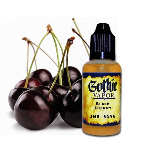 Black Cherry eLiquid eJuice