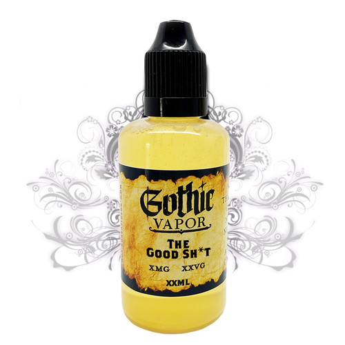 The Good Shit eliquid by Gothic Vapor