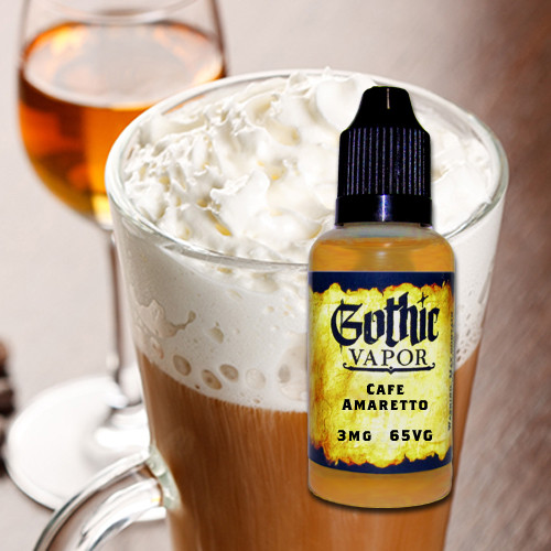 AMARETTO COFFEE E-LIQUID