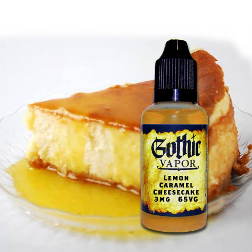 LEMON CHEESECAKE EJUICE