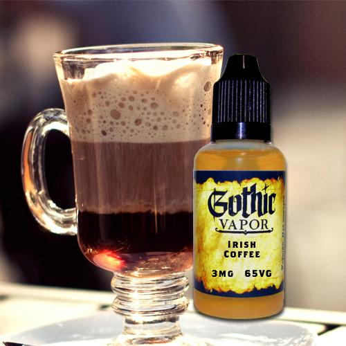 irish coffee eliquid