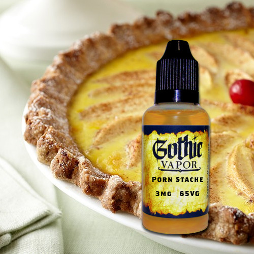 APPLE CUSTARD ELIQUID,