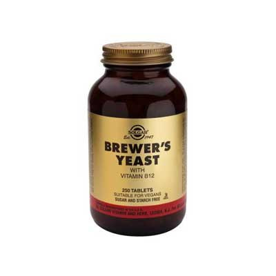 Brewers Yeast 250 capsules