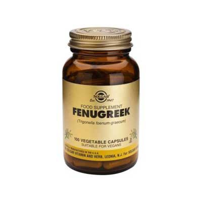 Fenugreek 100 capsules