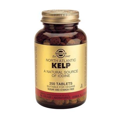 Kelp 250 capsules