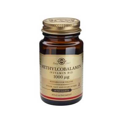 Methylcobalamin B12 1000mcg Nuggets