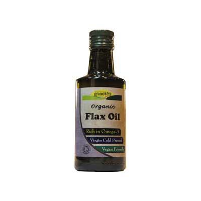 Organic Flax Oil 260ml