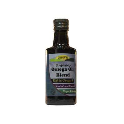 Organic Omega Blend Oil 260ml