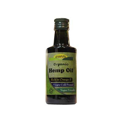 Organic Hemp Oil 260ml