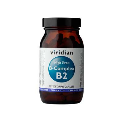HIGH TWO Vitamin B2 with B-Complex