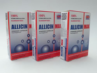 AllicinMAX™ 30 capsule pack