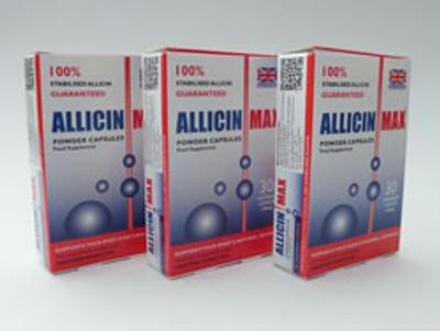 AllicinMAX™ 30 capsule pack