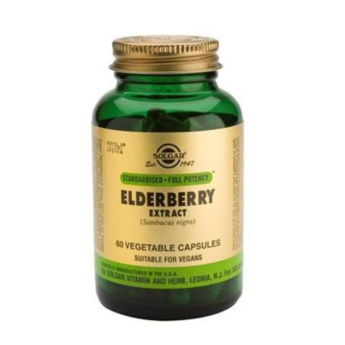 Elderberry 60 capsules