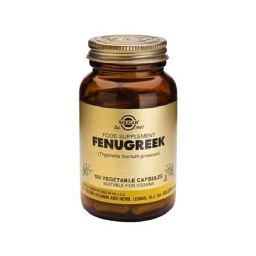 Fenugreek 100 capsules