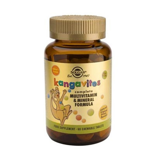 Kangavites - Tropical Punch Multivitamins 60 capules