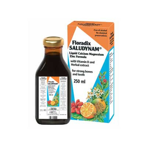 Floradix Saludynam - with Vit D 250ml
