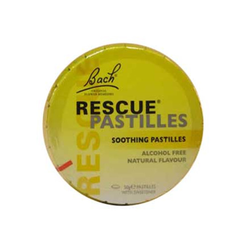 Rescue Pastilles Original - Orange and Elderflower