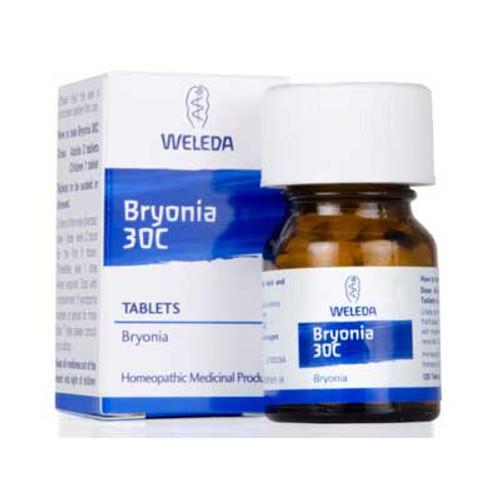 Bryonia 30C 125 Tabs
