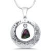 Boulder opal pendant- Lost Sea Opals