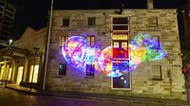 Vivid Sydney features OPAL display
