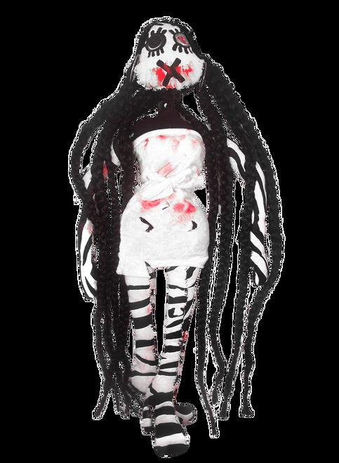 Ms. Energy Zombie Doll
