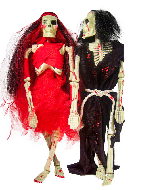 Zombie Doll Marriage