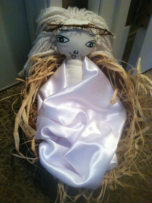Baby Jesus (Blonde hair)