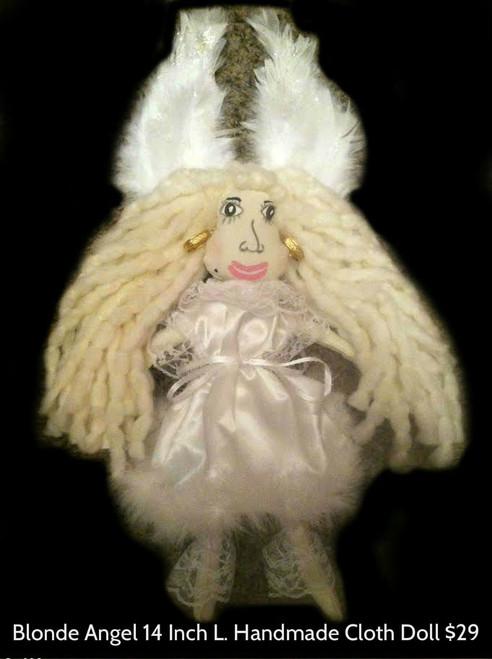 Blonde Angel Ragdoll